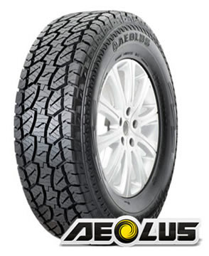 Neumaticos  AEOLUS 31/10.50 R15 s CROSSACE A/T AS01 china sku wn-1781