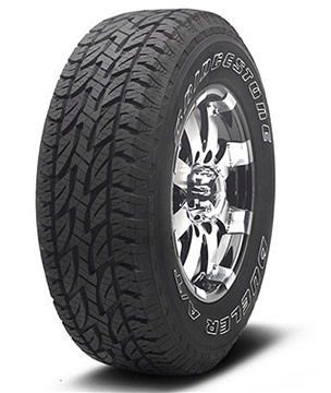 Neumaticos  BRIDGESTONE 225/65 R17 102s DUELER AT REVO 2  sku wn-4992