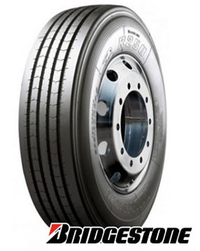 Neumaticos  BRIDGESTONE 11  R22.5 l R250 japon sku wn-1180