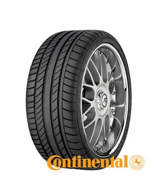 Neumaticos  CONTINENTAL 275/40 R20 y 4X4 SPORTCONTACT N0 republica checa sku wn-3162