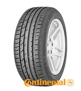 Neumaticos  CONTINENTAL 195/55 R16 h CONTIPREMIUN CONTACT 2 SSR alemania sku wn-2525