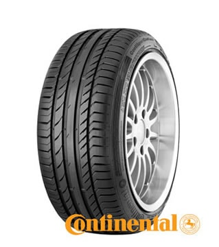 Neumaticos  CONTINENTAL 245/40 R17 y CONTISPORTCONTACT 5 republica checa sku wn-56