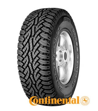 Neumaticos  CONTINENTAL 245/75 R16 q CROSS CONTACT AT ecuador sku wn-1082