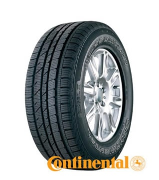 Neumaticos CONTINENTAL CROSSCONTACT LX SPORT SSR 255/50 R19 H
