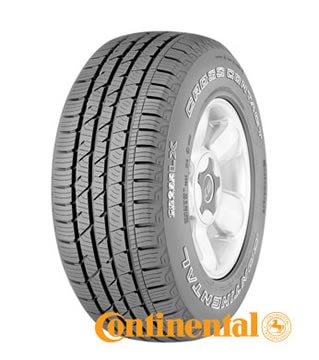 Neumaticos CONTINENTAL CROSSCONTACT LX 235/55 R19 H