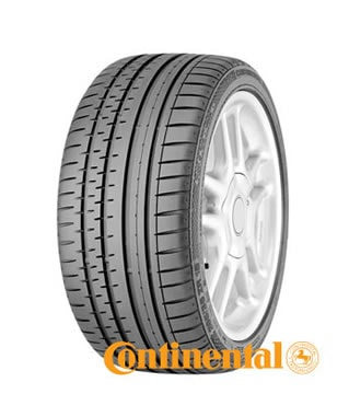 Neumaticos CONTINENTAL SPORTCONTACT2 275/35 R20 ZR