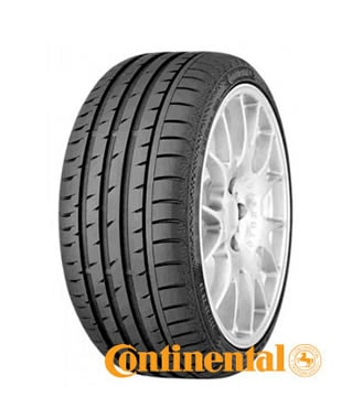 Neumaticos  CONTINENTAL 235/40 R18 w SPORTCONTACT3 portugal sku wn-62