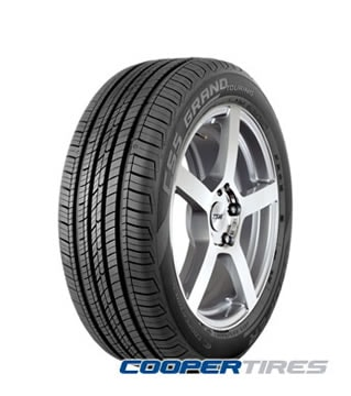 Neumaticos COOPER TIRES CS5 GRAND TOURING 235/55 R19 H