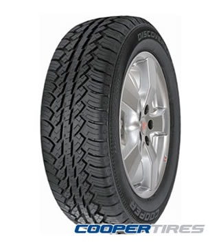 Neumaticos COOPER TIRES DISCOVERER ATS 265/70 R16 T