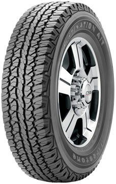 Neumaticos FIRESTONE DESTINATION AT 225/75 R15 S