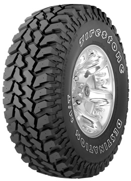 Neumaticos FIRESTONE DESTINATION MT 255/75 R17 Q