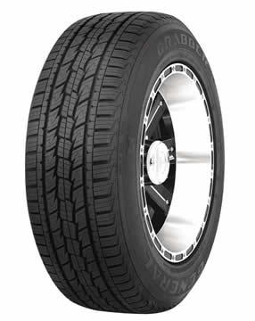 Neumaticos GENERAL TIRE GRABBER HTS 255/65 R17 S