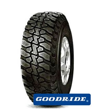 Neumaticos  GOODRIDE 245/75 R16 r CR857 china sku wn-1058