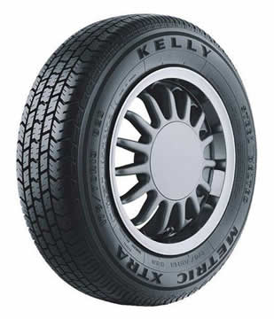 Neumaticos GOODYEAR KELLY METRIC 155/80 R13 S
