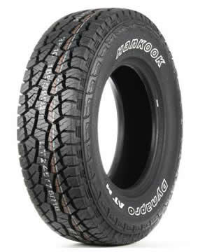 Neumaticos HANKOOK DYNAPRO AT M 225/70 R15 100T