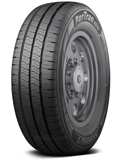 Neumaticos  KUMHO 205/55 R16 100 PORTRAN KC 53  sku wn-9429
