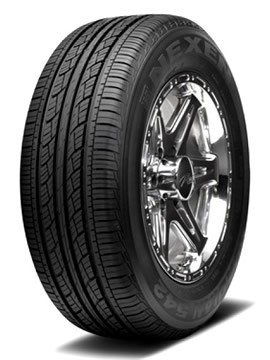 Neumaticos  NEXEN 255/60 R18 h ROADIAN 542 korea sku wn-518